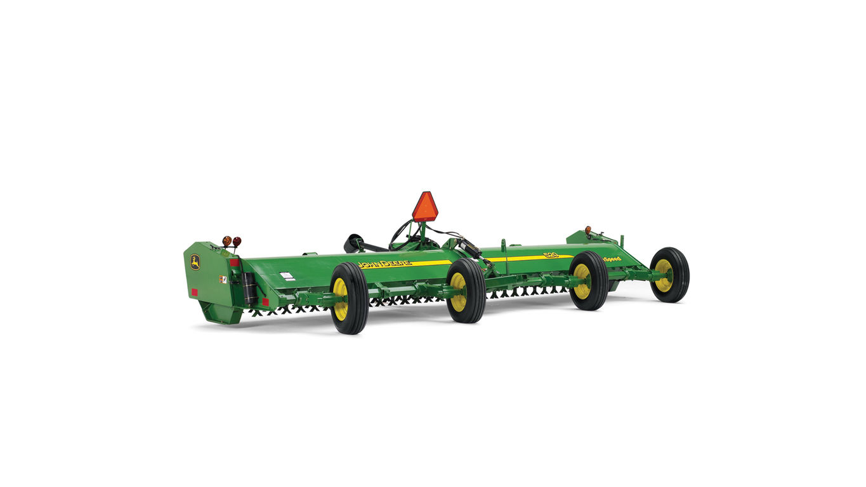 Cutters & Shredders | 370 Flail Mower | John Deere CA