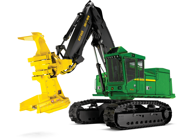John Deere FS22B Felling Heads Attachments & Working Tools