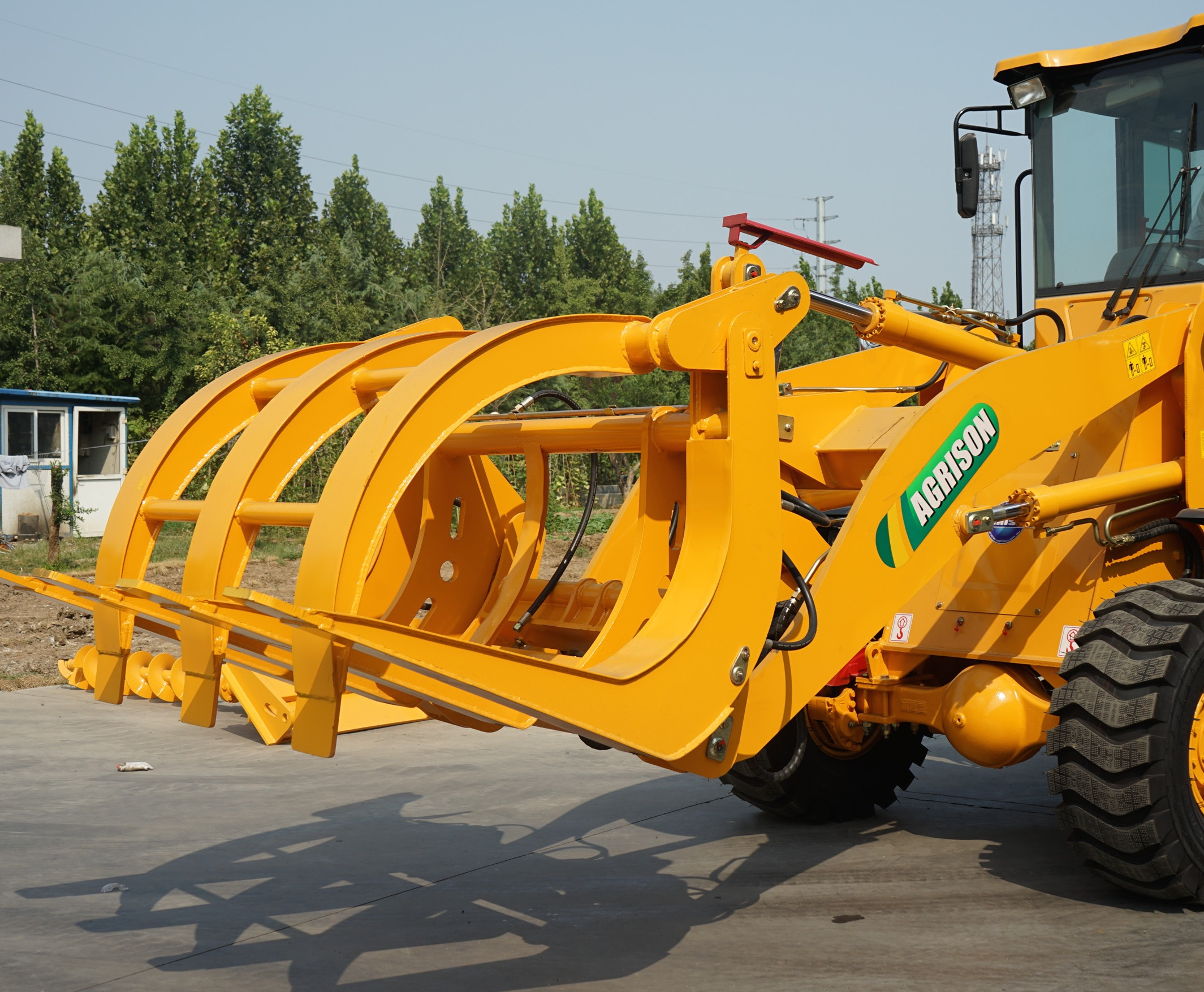 Agrison Wheel Loaders, Agrison Laoders, wheel loaders melboune