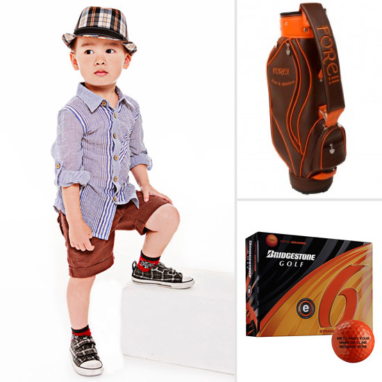 Boys' Golf Clothing and Accessories | POPSUGAR Moms