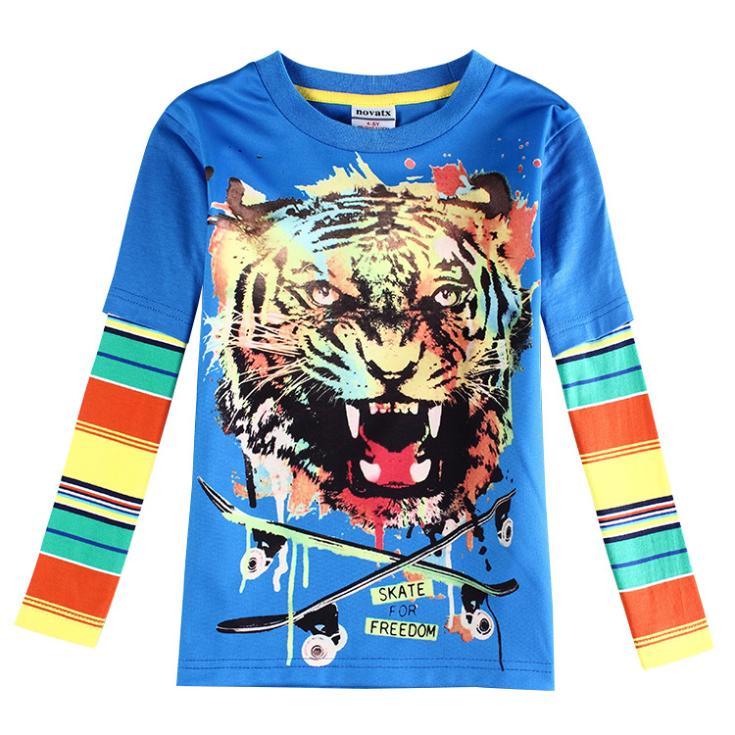 Aliexpress.com : Buy blue Clothing for boys clothes ...