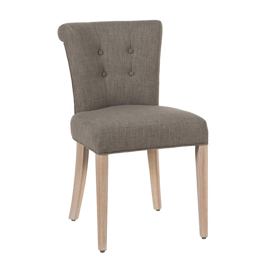 Calverston Linen Dining Chair - Neptune Furniture - The ...