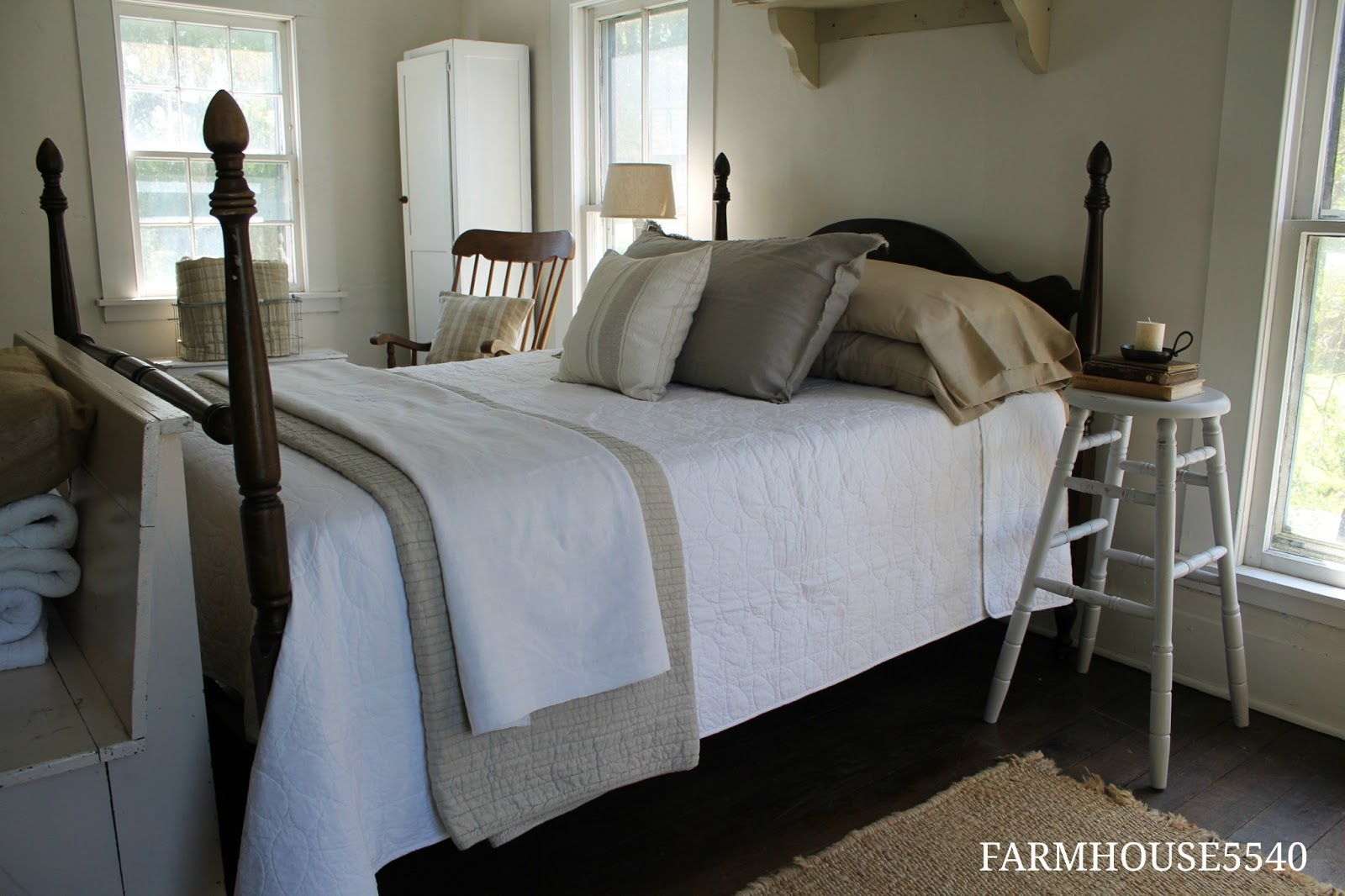 FARMHOUSE 5540: Guest Bedroom Reveal
