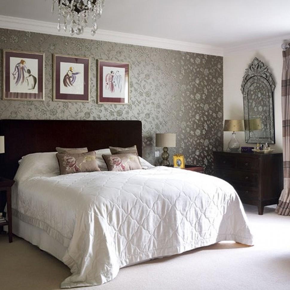 Vintage Style Wallpaper Bedroom   WallpaperHDC.com