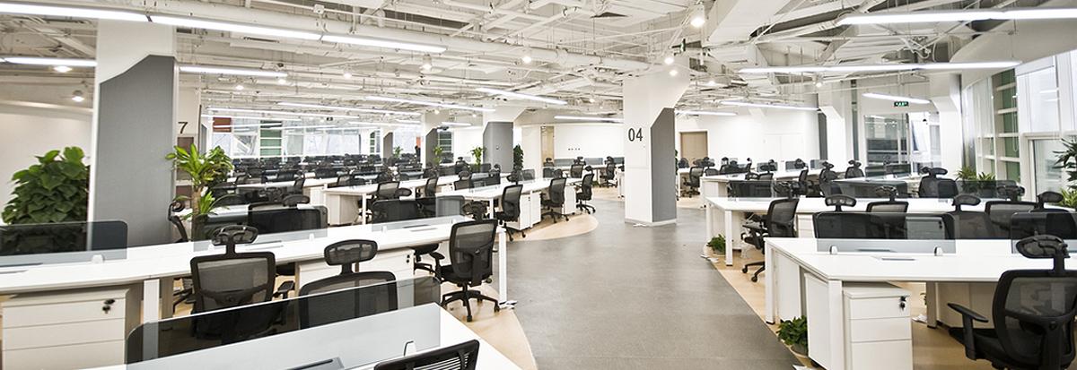 Modern office | Smart Lighting Engineering