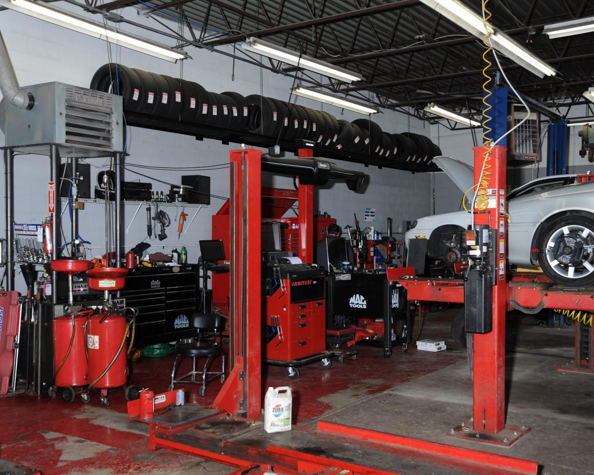 Convenient Auto Repair   The Maintenance Shop