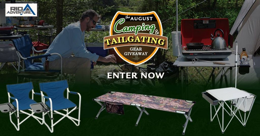 Win a Tailgating and Camping Gear Prize Pack - Julie's ...