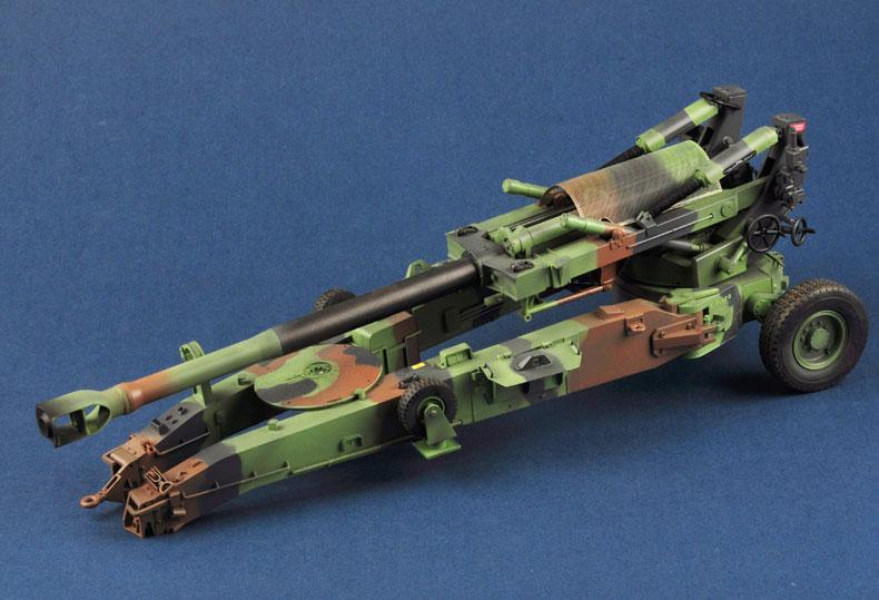 Merit International, 1/16 Scale US M198 155mm Towed ...
