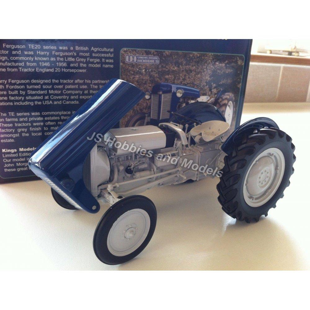 Universal Hobbies Ferguson TE20 Estate Tractor Die cast 1 ...
