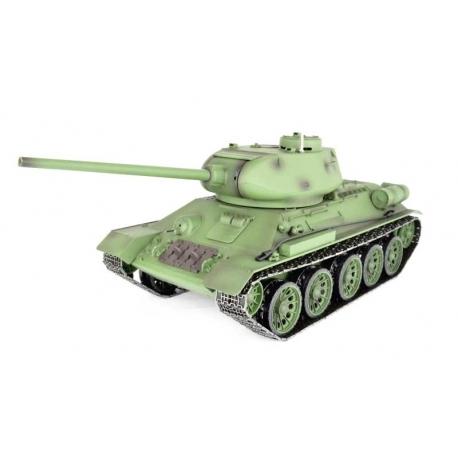Tank T-34/85 - 2.4GHz - RTR 1/16 Scale