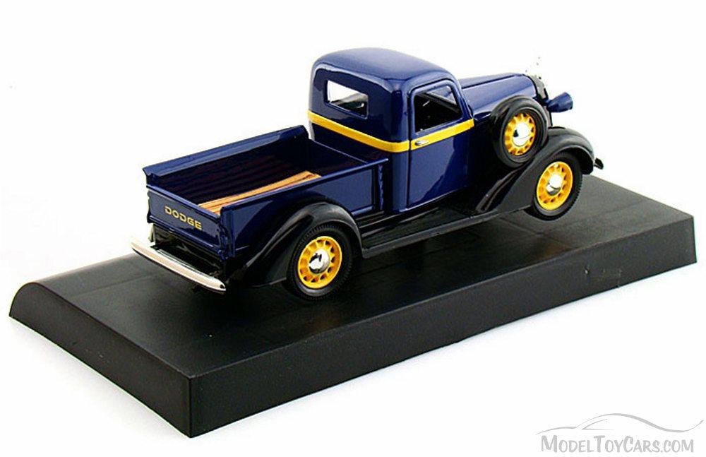 1936 Dodge Pickup Truck, Blue - Signature Models 32383 - 1 ...