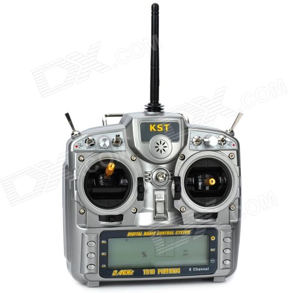 T810 PCM1024 2.4GHz 8-CH Radio Remote Control System for ...