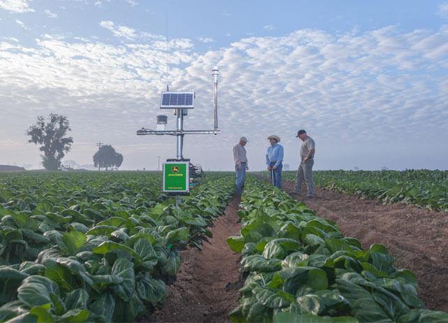 John Deere Field Connect™ - New Field & Crop Solutions ...