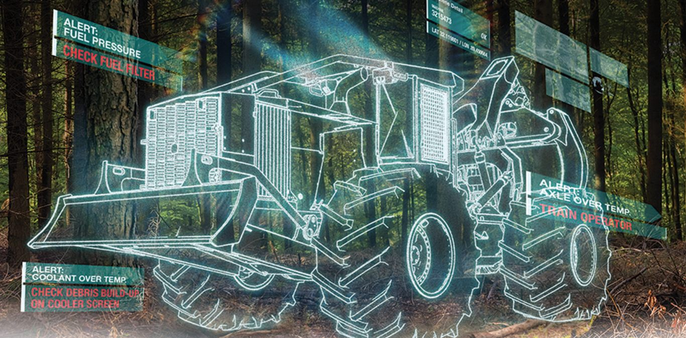 Forestry Technology Solutions | John Deere Canada