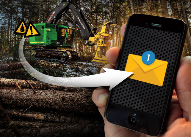 Machine Health Prognostics | Forestry Technology Solutions ...