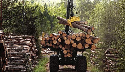 John Deere Forestry Technology Solutions