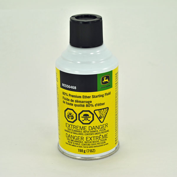 John Deere 80% Premium Ether Starting Fluid - RE556468