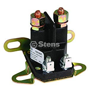 Amazon.com : John Deere Starter Solenoid Kit AM138497 ...