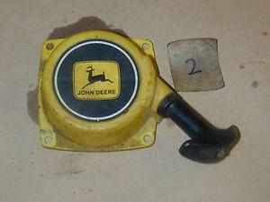 John Deere 113 Hedge Trimmer OEM - Pull Start Recoil | eBay