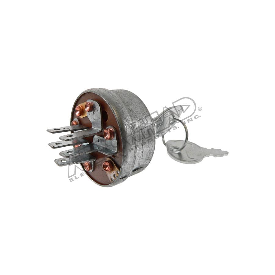 Starter Switch Replaces John Deere AM102544 & AM31995 ($11.87)