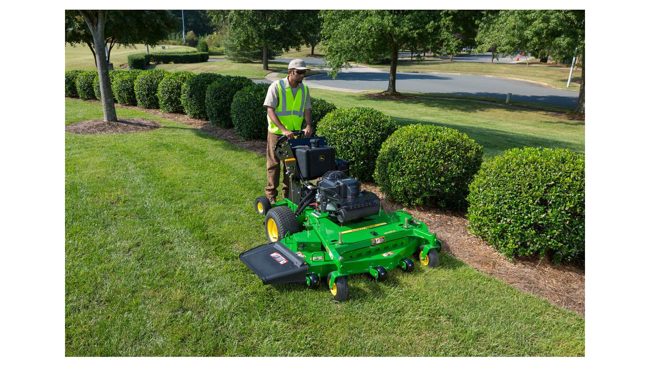 John Deere 61-Inch Commercial Walk-Behind Mowers   Green Industry Pros