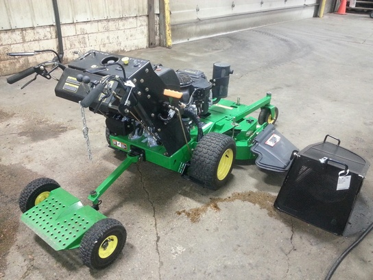 John Deere WHP48A Commercial Walk-Behind Mowers for Sale   [36359]