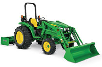 Front End Loaders | Compact Utility Tractor Loaders | John Deere US