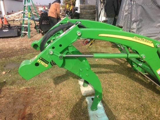 2014 John Deere H165 - Tractor Loaders - John Deere MachineFinder