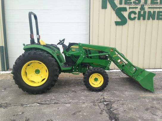 2014 John Deere 4052M Tractors - Compact (1-40hp.) - John Deere ...