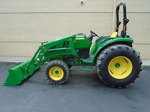 2015-JOHN-DEERE-4044M-COMPACT-UTILITY-TRACTOR-WITH-D170-LOADER-AND-72 ...