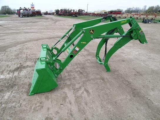 Click Here to View More JOHN DEERE H180 FRONT END LOADER ATTACHMENTS ...