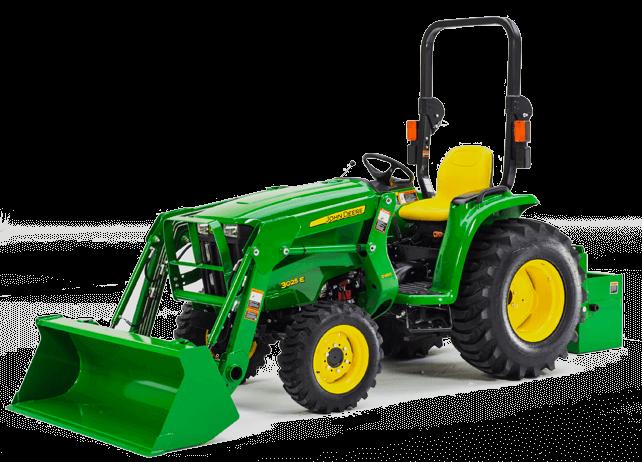 New Equipment / Tractors / Compact Utility Tractors / 3 Family