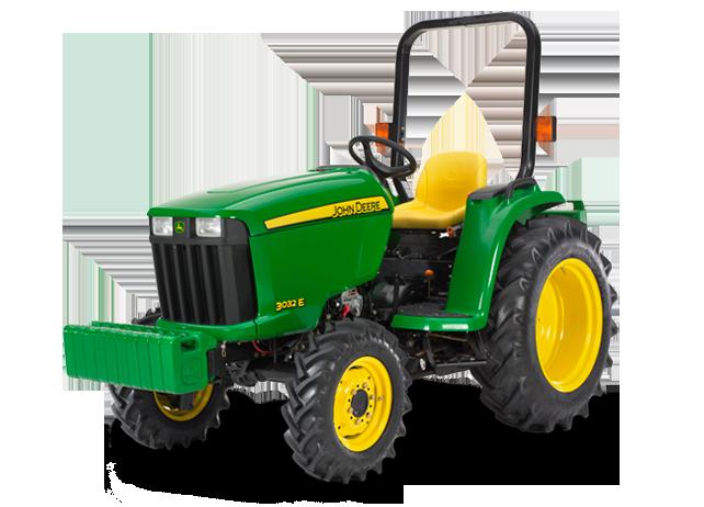 Compact Utility Tractors│3032E│John Deere CA