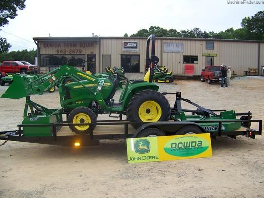 2016 John Deere 3032E - Compact Utility Tractors - John Deere ...