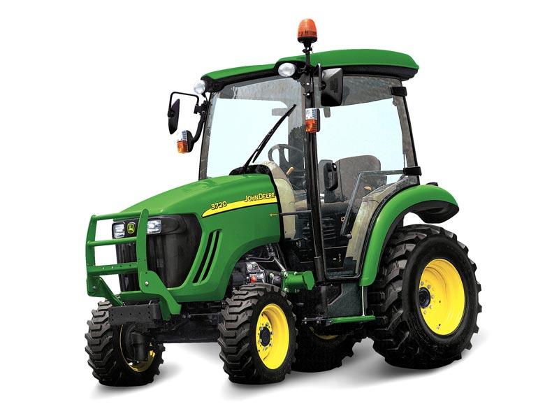 John Deere 3033R (a.k.a. John Deere 3320)   Compact Utility Tractors