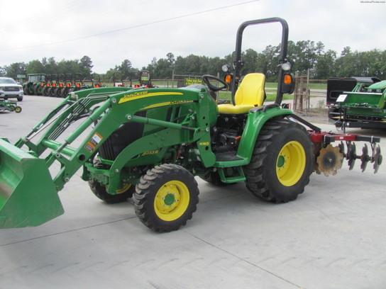 2013 John Deere 3033R - Compact Utility Tractors - John Deere ...