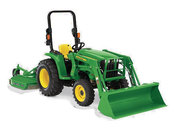 3038E Compact Tractor | 3 Family Tractors | John Deere US