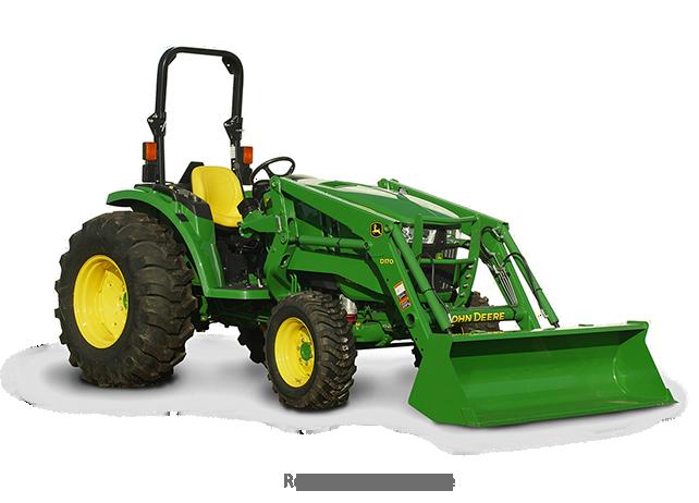 Compact Tractors | 4044M Compact Utility Tractor | John Deere US