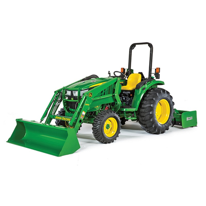 John Deere 4066M Compact Utility Tractor