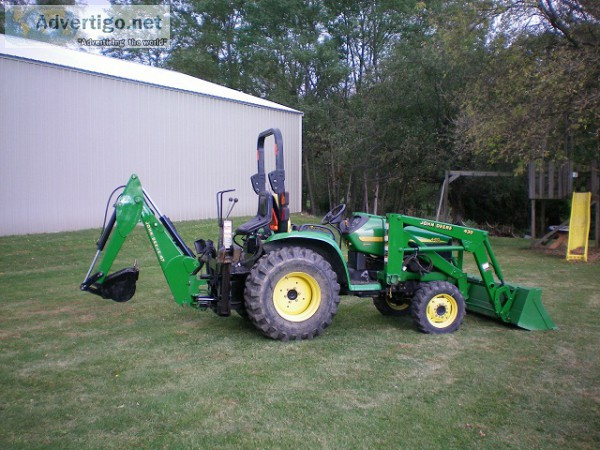 2004 john deere 4410 4wd tlb - This is a 2004 low h UNITED STATES, New ...