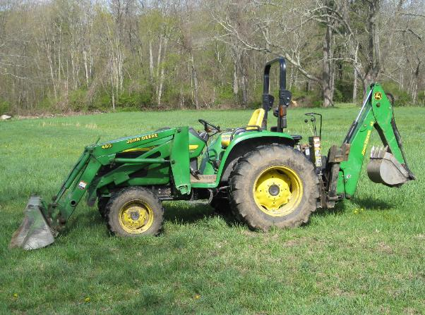 Tractors — Others owned
