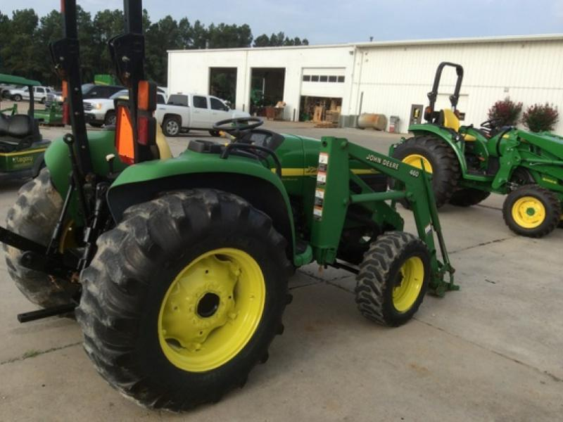 John Deere 4610 - Compact Utility Tractors | Used Agricultural ...
