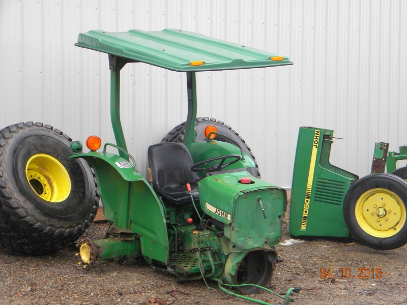 John Deere 1050 2WD Compact Tractor | Green Spring Tractor