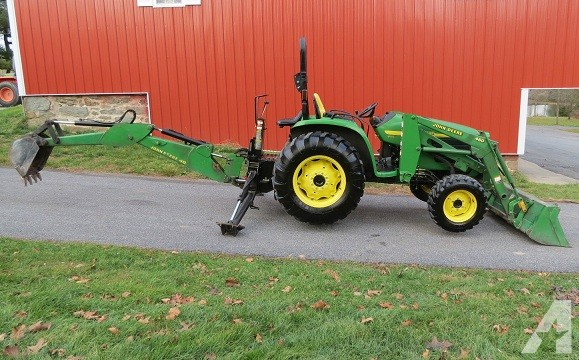 2004 John Deere 4710 4WD 318 hrs 48HP for Sale in Liberty, Maine ...