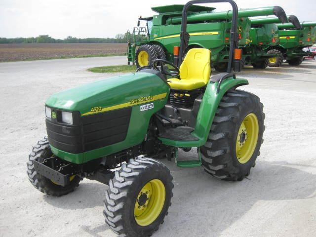John Deere 4710 Compact Utility Tractors for Sale | [46546]
