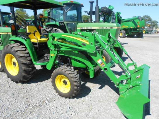2012 John Deere 4120 Tractors - Compact (1-40hp.) - John Deere ...