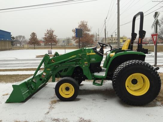 2011 John Deere 4120 - Compact Utility Tractors - John Deere ...