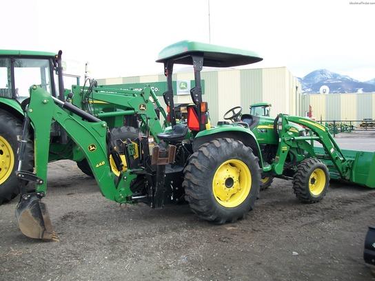 2006 John Deere 4120 Tractors - Compact (1-40hp.) - John Deere ...