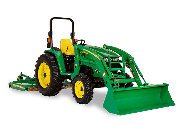 John Deere 4320 Compact Utility Tractor 4000 Series | 2016 Car Release ...