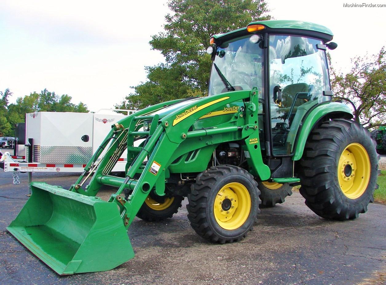 2008 John Deere 4320 Tractors - Compact (1-40hp.) - John Deere ...